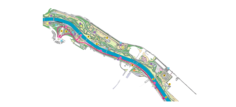 Mapa Senda Tematica 01