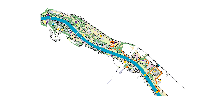 Mapa Senda Tematica 04